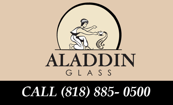 aladdin glass and mirror